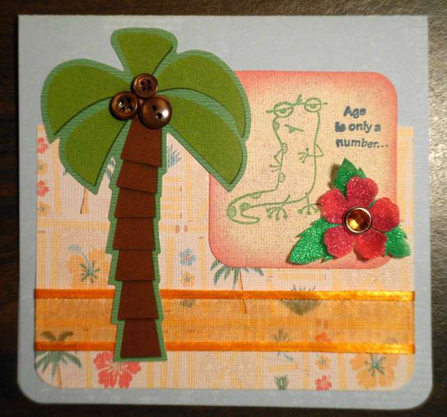 Hawaii 5 0 Birthday Card
