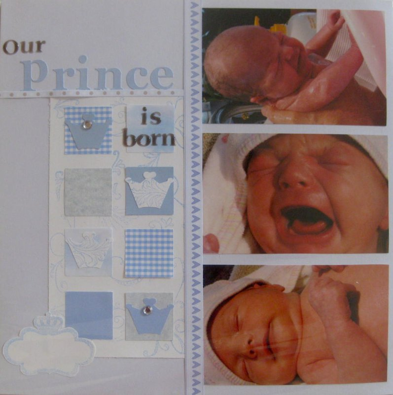 Our Prince Is Born