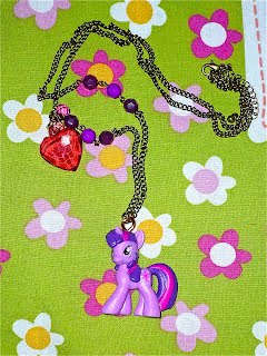Twighlight sparkle necklace