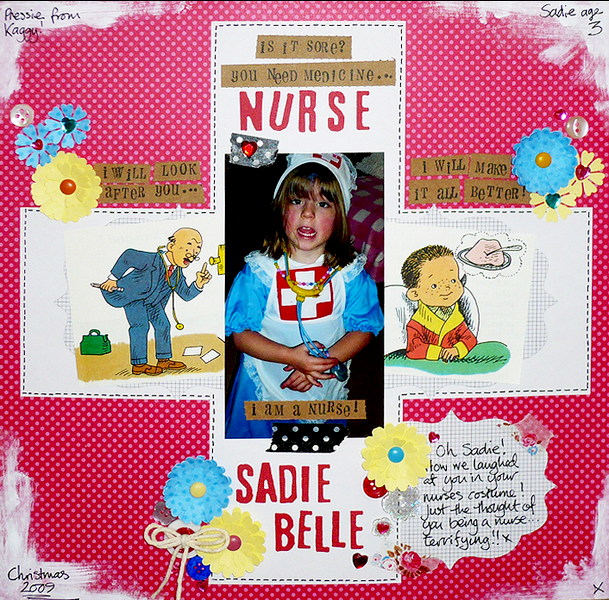 Nurse Sadie Belle