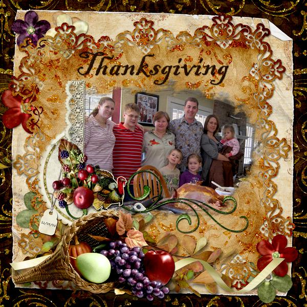 Thanksgiving 2009_Left