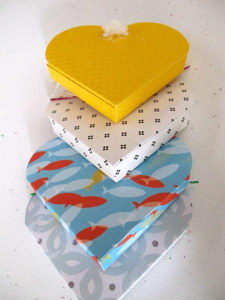 Little heart gift box