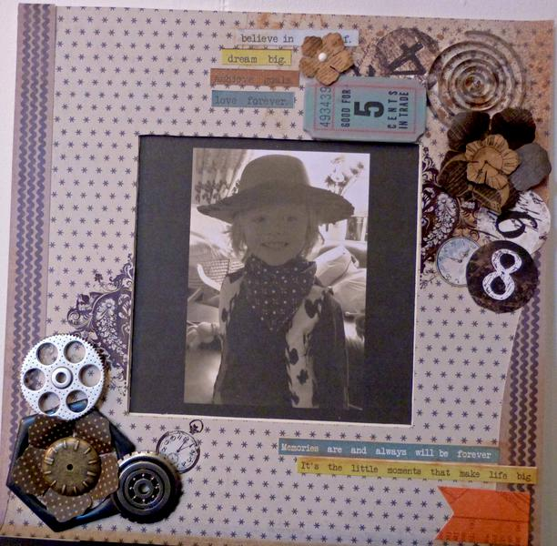Scraps of Darkness - Woody