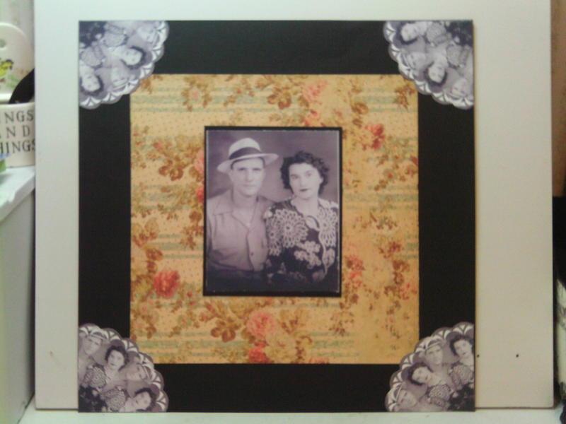 Aunt Mae & Uncle Vernal