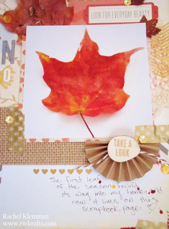 Autumn Turns to Gold