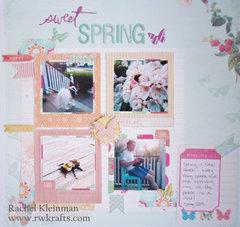 Sweet Spring - NSD InstaScrap