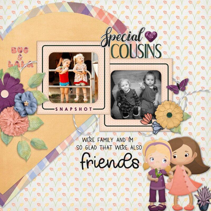 Special Cousins