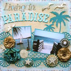 """""""Living in Paradise"""" **C'est Magnifique** Sept. Kit"""
