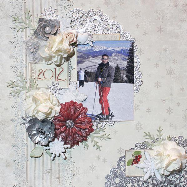 """""""2012"""" **C'est Magnifique Dec. Kit"""""""
