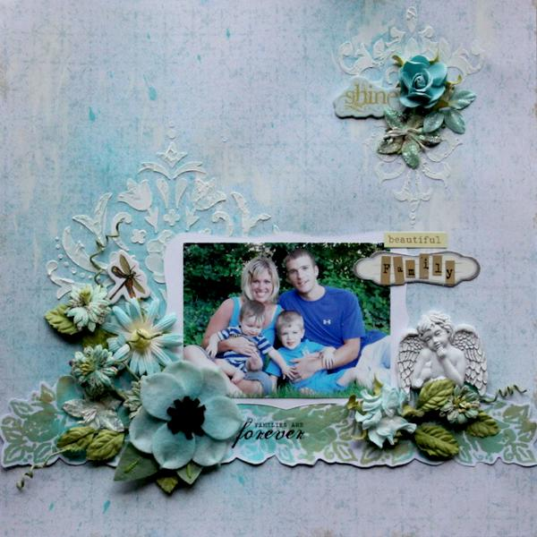 """""""Beautiful Family"""" **C'est Magnifique January**"""