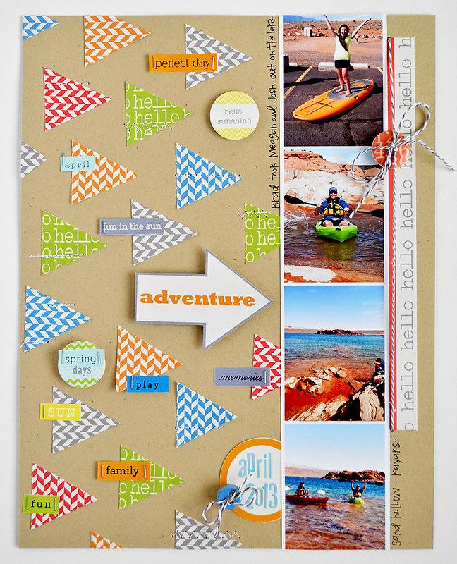 Adventures by Wendy Sue Anderson