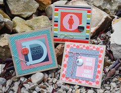 Family Cards by Lily Bee DT Member Wendy Sue Anderson