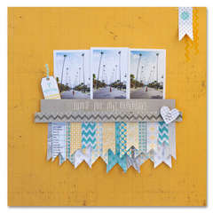 Jump for Joy by Linda Barber featuring Buttercup from Lily Bee