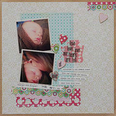 lovelovelove by Lisa Day featuring Victoria Park by Lily Bee