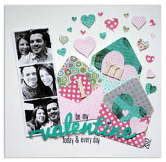 be my Valentine by Lisa Dickinson featuring Victoria Park from Lily Bee
