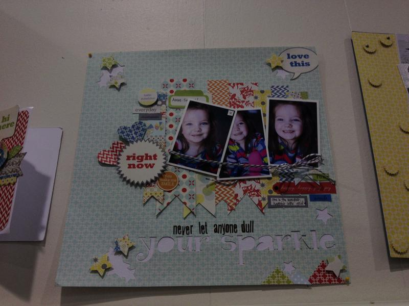 BRAND NEW CHA Winter 2013 Lily Bee Designs