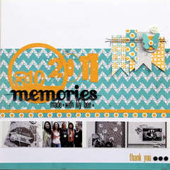Memories by piradee talvanna featuring Buttercup from Lily Bee