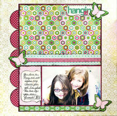 Hanging Out by Kay Rogers featuring Victoria Park by Lily Bee