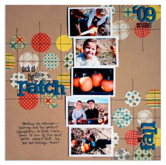 Pick of the Patch by Lisa Dickinson