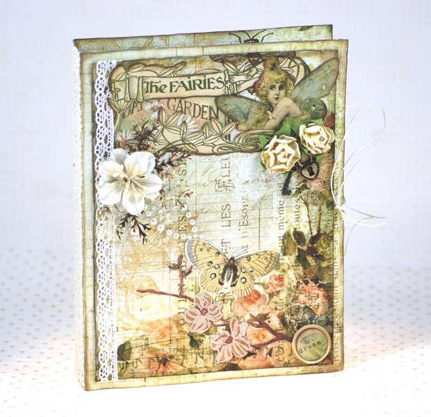 The Fairies :: Shadowbox Card