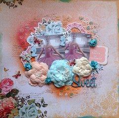 Tutu Sweet **C'est Magnifique Kits August Kit**