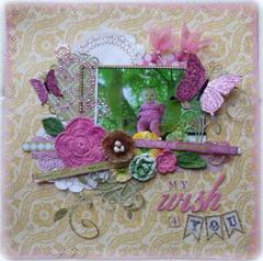 My Wish 4 You **Scraps of Elegance**CSI Case 40
