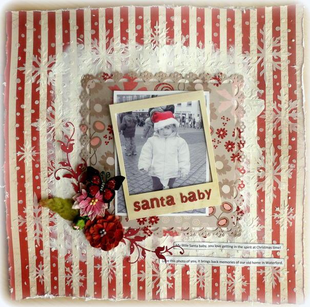 Santa Baby **Scraps of Elegance**CSI**