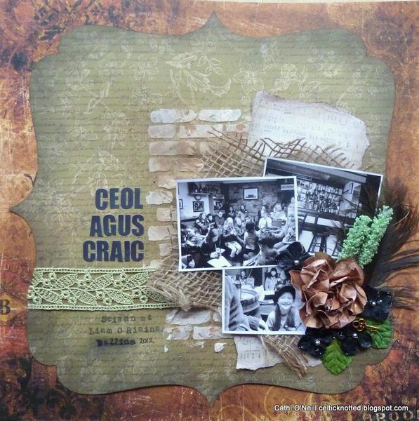 Ceol Agus Craic - Music and Fun **PMB DT**