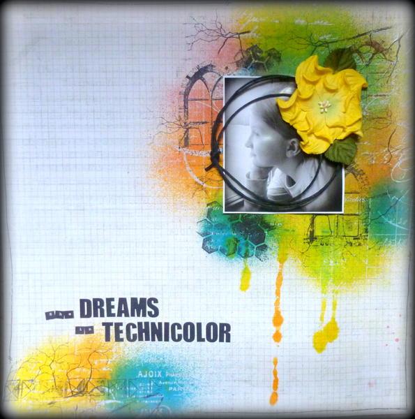 She Dreams in Technicolor