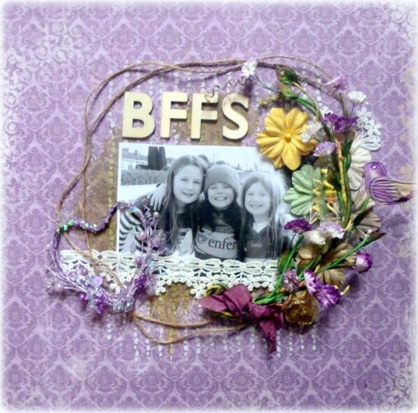 BFFs **C'est Magnifique**