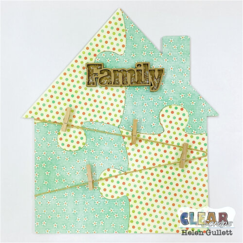 Family Picture Board