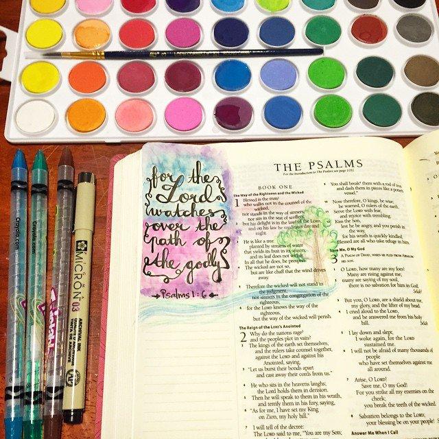 Psalms 1:6