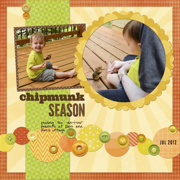 Chipmunk Season