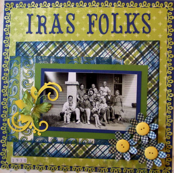 Ira's Folks
