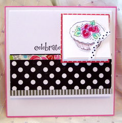 Cupcakes for Everyone Card #2