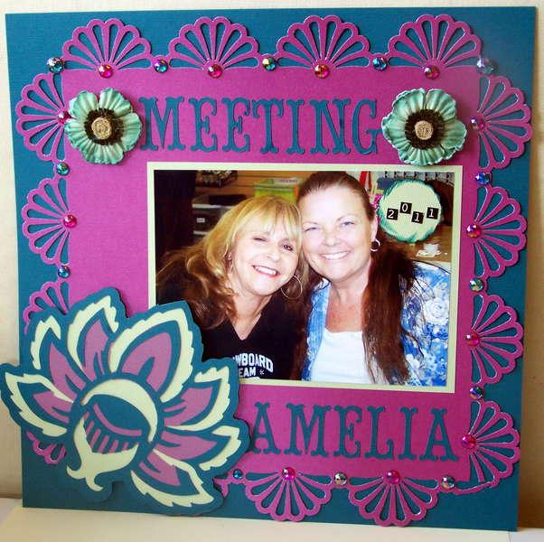 Meeting Prentsis (AKA Amelia)