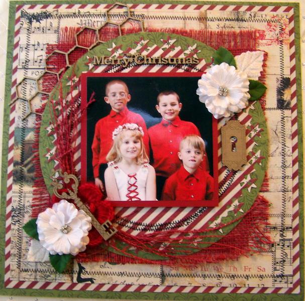 """Merry Christmas for """"Scraputante"""""""