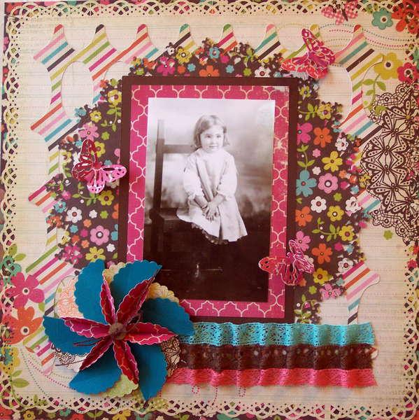 """Great Aunt Mildred for """"Scraputante"""""""