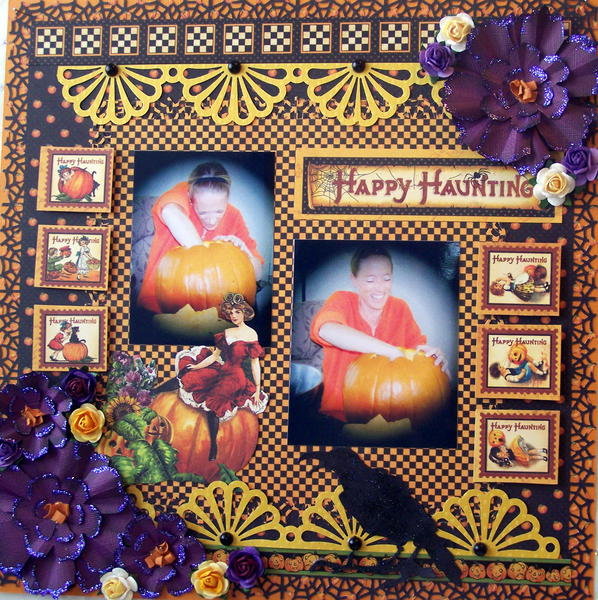 "Happy Hauntings for ""Scraputante"""