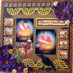 Happy Hauntings for