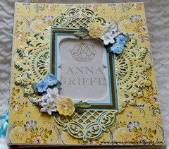 Anna Griffin Inspiration Book