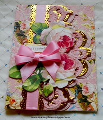 With Gratitude Card for Anna Griffin