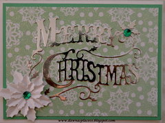 Sweet Peppermint Christmas Cards