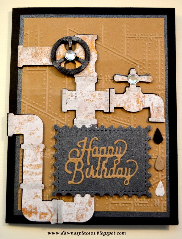 Happy Birthday Card for DGS