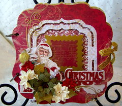 Christmas Joy Scrapbook Album