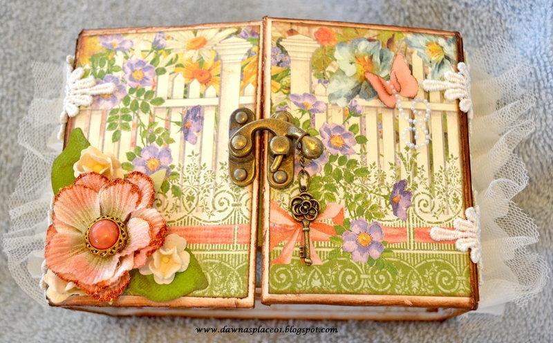 Secrect Garden Coin Envelope Mini Album