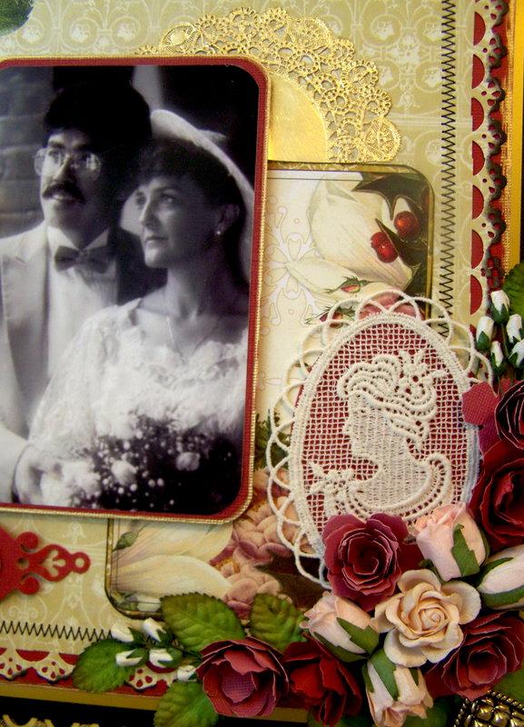 Saint Valentine's Day Wedding Gift