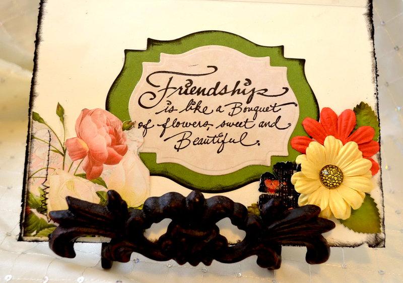 Spring Friendship Card