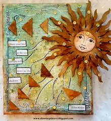 Keep Your Face to the Sun ... Canvas