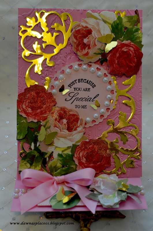 Just Because You Are Special Card
